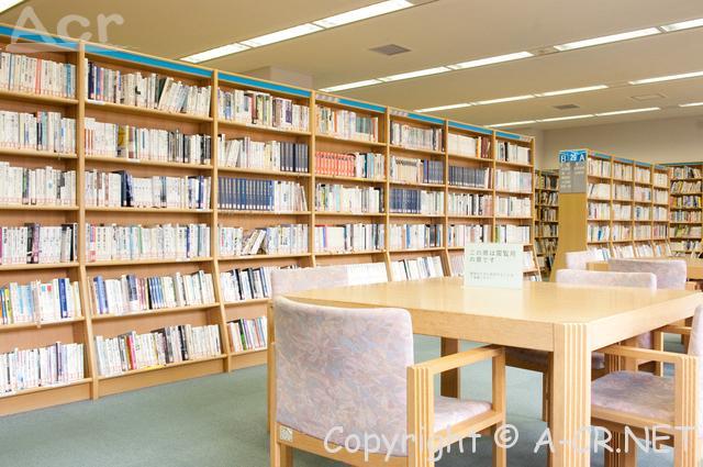 図書館の写真・速読術